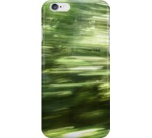 Fast Forest iPhone Case/Skin