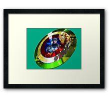 Avengers Framed Print