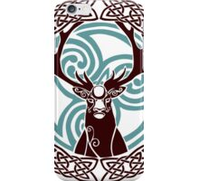 I am a Stag: of seven tines  iPhone Case/Skin