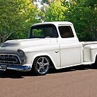 1956 Chevrolet Custom Pickup 1 by DaveKoontz