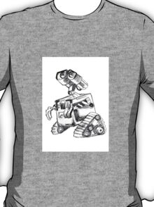 Wall-e...dreaming T-Shirt