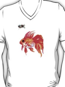 Cicada and Goldfish T-Shirt