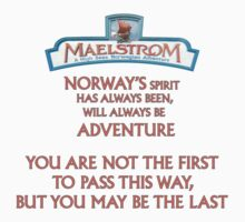 Maelstrom from Epcot Norway Kids Clothes
