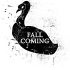 FALL IS COMING (black) by creativenergy