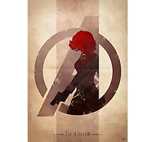 Avengers Assembled: The Assassin Photographic Print