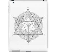 "Tetrahedron ""the old empire"" iPad Case/Skin"