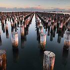 Princes Pier Melbourne by RhondaR