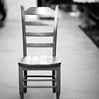 Empty chair by MarthaBurns