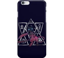 dark ancient mew (lineless) iPhone Case/Skin