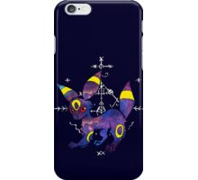 occult umbreon (lineless) iPhone Case/Skin
