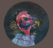 madam turkey vulture by HiddenStash