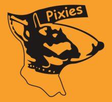 Pixies Band Alternative Punk Rock Custom Black T-shirt Size S M L XL by beardburger