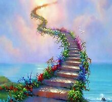 Stairway To Clouds by pukka-