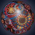 Spherical Mechanism  by Hamish Graham