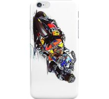 Casey & Lorenzo Style Moto GP 2012 iPhone Case/Skin