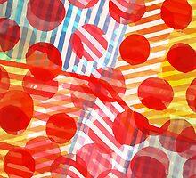 multi summer dots by hennigdesign