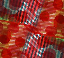 dark dots & stripes by hennigdesign