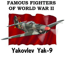 Famous Fighters - Yak-9 by Mil Merchant