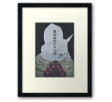 Nausicaä of the Valley of the Wind poster Framed Print