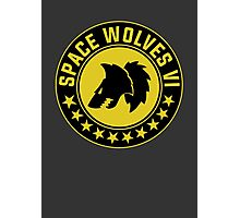 Space Wolves - Warhammer Photographic Print