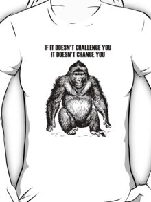 Ape sitting T-Shirt