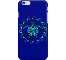 Tribal Turtle iPhone Case/Skin