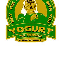 Yogurt Master of the Schwartz by CarloJ1956