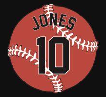 Adam Jones Baseball Design T-Shirt