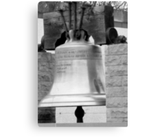 Memory Bell Tribute For 9/11 Victims Canvas Print