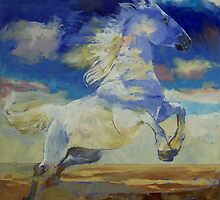 Apache Dreaming by Michael Creese