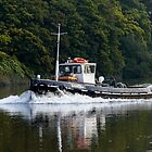 TheTug Boat  Dancha  by MarcW
