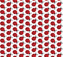 Ladybugs by purplesensation