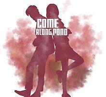 Come along, Pond by Aviana52