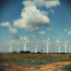 Windmill by BelleFlores