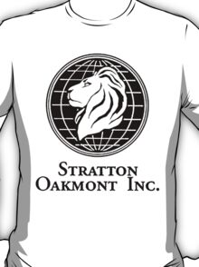 Stratton Oakmont Inc. T-Shirt