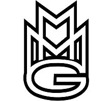 MMG White Photographic Print