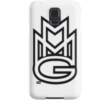 MMG White Samsung Galaxy Case/Skin