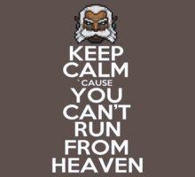 Keep calm ZEUS! T-Shirt