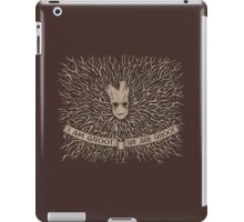 I Am and We Are iPad Case/Skin