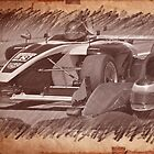 Formula Atlantic Racing Sketch 4 by DaveKoontz