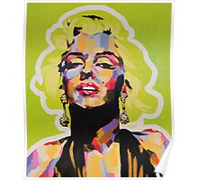 """""""Marylin"""" Poster"""