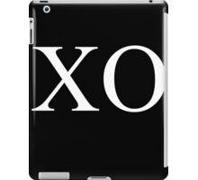 XO iPad Case/Skin