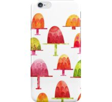 Jellies on Plates iPhone Case/Skin