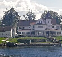 "Another summer ""cottage"" in the 1000 Islands, NY USA by Shulie1"