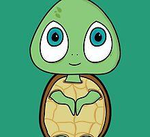 Happy Turtle by steven4895