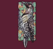 northern flicker by Ashley Peppenger