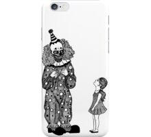 Mr. Teeth, The Smiling Clown iPhone Case/Skin