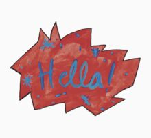 Hella! by Ashley Peppenger