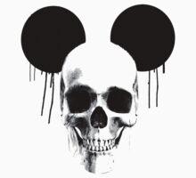 I Wanna Go Skull Shirt! by femmefatale22
