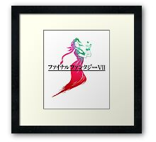 Aerith's Lifestream Framed Print